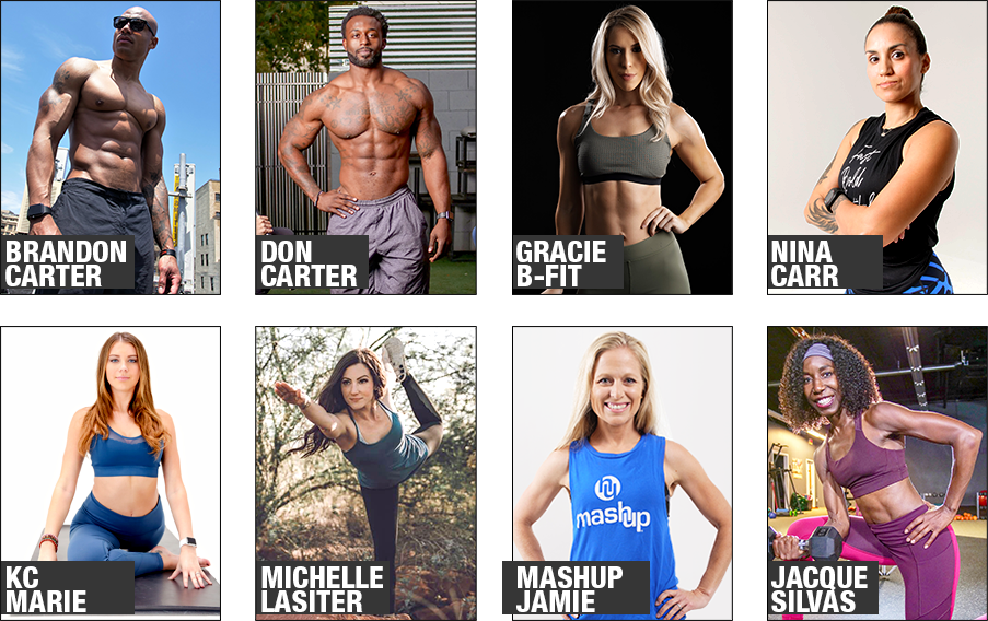 Network of Fitness Professionals